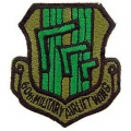 PATCH-USAF, 060TH MILT ALW (SUBDUED)