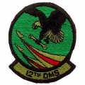 PATCH-USAF, 012TH DMS (SUBDUED)