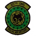 PATCH-USAF, 089TH SPEC. AIR (SUBDUED)