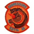 "PATCH-USAF, AGGR 527TH AS (3"")"