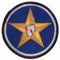 "PATCH-USAF, ACE IN STAR (3"")"