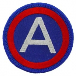 "PATCH-ARMY, 003RD ARMY (3"")"