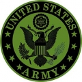 "PATCH-ARMY LOGO (SUBDUED) (3"")"
