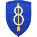 PATCH-ARMY, 008TH INF. DIV.
