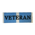 KOREA VETERAN SERVICE RIBBON PATCH