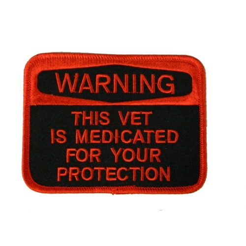 Medicated Vet Patch With The Option To Add To A Hat