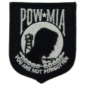 "PATCH-POW*MIA (BLACK) (3"")"