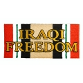IRAQI FREEDOM RIBBON PATCH