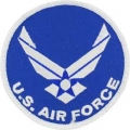 "PATCH-USAF SYMBOL II (03) RND (3-1/2"")"