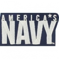 "PATCH-USN AMERICA'S NAVY (3"")"