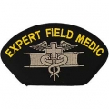 "PATCH-ARMY,HAT,EXPERT MED (3""X5-1/4"") - WITH THE OPTION TO ADD TO A HAT"