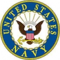 "PATCH-USN LOGO (04) (4"")"