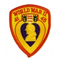 WWII PURPLE HEART PATCH