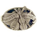 "PIN-COUNTRY MUSIC, CLR (1"")"