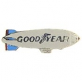 "BLIMP GOODYEAR PIN (1"")"