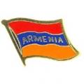 "PIN-ARMENIA (FLAG) (1"")"