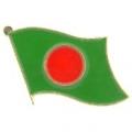 "PIN-BANGLADESH (FLAG) (1"")"