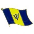 "PIN-BARBADOS (FLAG) (1"")"