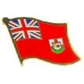 """PIN-BERMUDA (FLAG) (1"""")"""