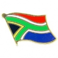 "AFRICA S. PIN (FLAG) (1"")"