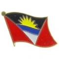 "PIN-ANTIGUA (FLAG) (1"")"