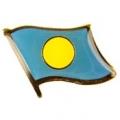 "PIN-BELAU (FLAG) (1"")"