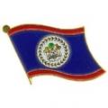 "PIN-BELIZE (FLAG) (1"")"