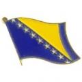 "PIN-BOSNIA (FLAG) (1"")"
