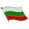 "PIN-BULGARIA (FLAG) (1"")"