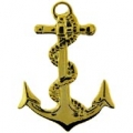 "PIN-USN, ANCHOR (1"")"