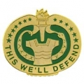 "PIN-ARMY, DRILL INSTRUCTOR (1-1/4"")"