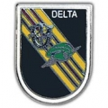 "PIN-ARMY, DELTA FORCE (1"")"