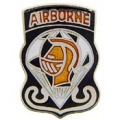 "PIN-ARMY, GOLDEN KNIGHTS PARATROOPER TEAM (1"")"