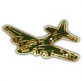"B-17 FLYING FORTRESS PIN (1-1/2"")"