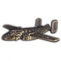 "B-25 MITCHELL PIN (PEWTER) (1-1/2"")"