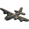 "B-29 SUPERFORTRESS PIN (PEWTER) (1-1/2"")"
