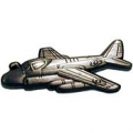 "A-06 INTRUDER PIN (PEWTER) (1-1/2"")"