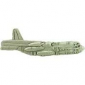 "C-130 HERCULES PIN (PEWTER) (1-1/2"")"