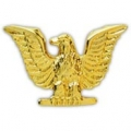 "PIN-USN, ENLISTED, GOLD (1"")"
