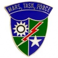 "PIN-ARMY, MARS, TASK FORCE (1"")"