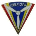 "PIN-USAF, COMBAT CREW (1"")"