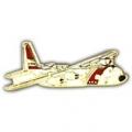 """C-130 HERCULES CG PIN (PEWTER) (1-1/2"""")"""