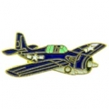 "F-4F WILDCAT PIN (1-1/2"")"