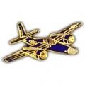 """F-7F2 TIGERCAT PIN (1-1/2"""")"""