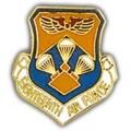 """PIN-USAF, 018TH, SHIELD (1"""")"""