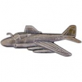 "A-06 INTRUDER PIN (PEWTER) (2-1/4"")"