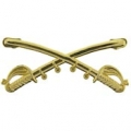 "BDG-ARMY, CAV. SWORDS (2-1/4"")"