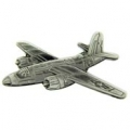 "B-26 MARAUDER PIN (PEWTER) (2-3/8"")"