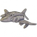 "F-4 PHANTOM PIN (PEWTER) (2"")"