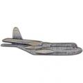"C-130 HERCULES PIN (PEWTER) (2-1/4"")"